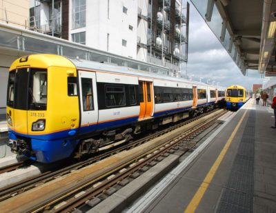Arriva Takes Over London Overground Concession