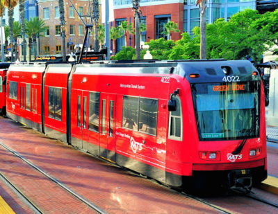 Siemens to Manufacture 45 Light Rail Vehicles for San Diego