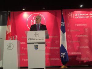 Minister of Transport presents Transportation 2030