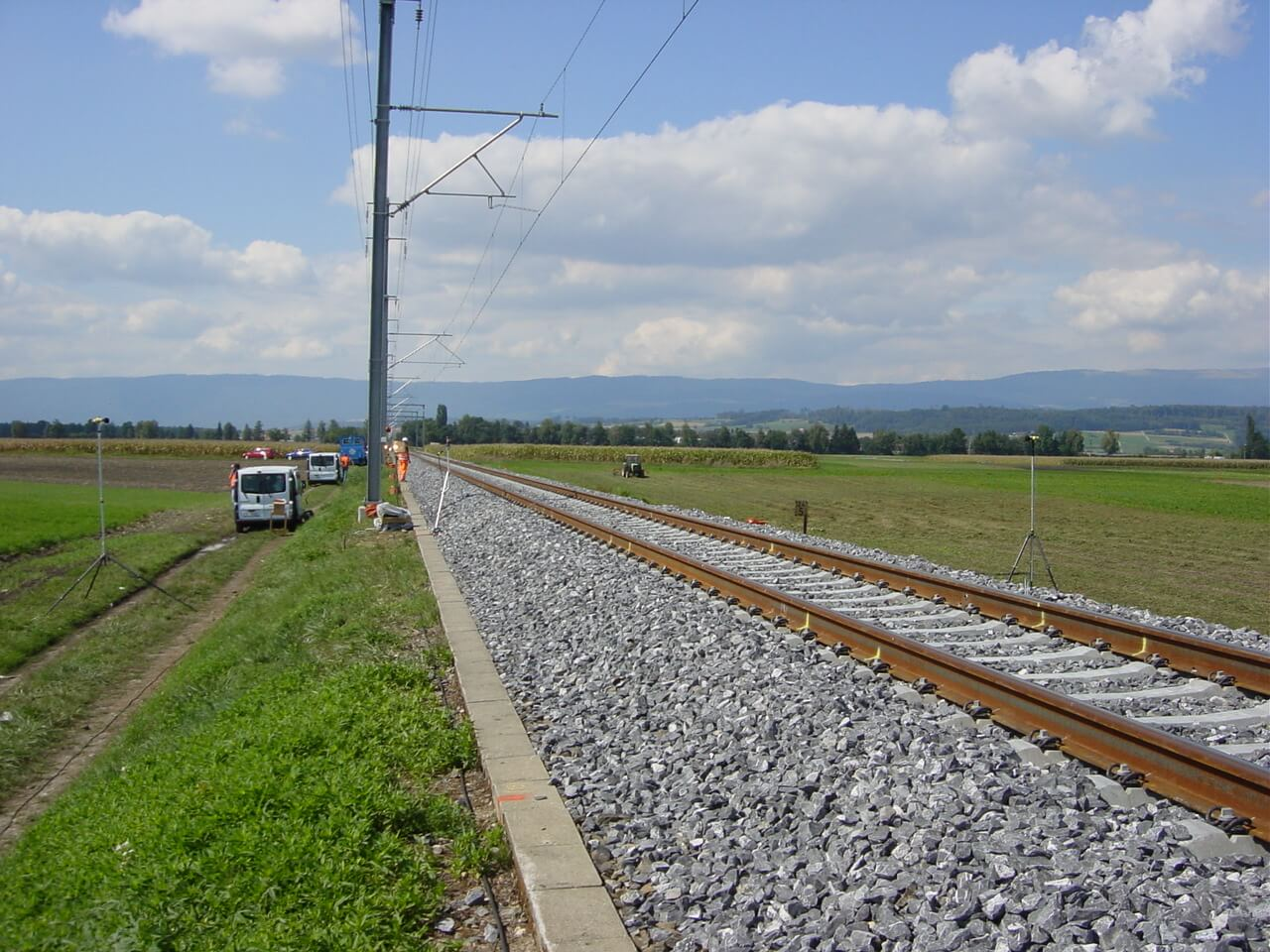 Noise Measurements of Freight Wagons