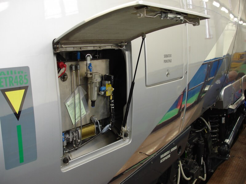 On-Board Lubrication System