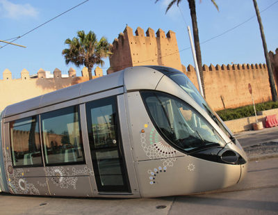 Study Shows Tramways Have a Smaller Carbon Footprint than Buses