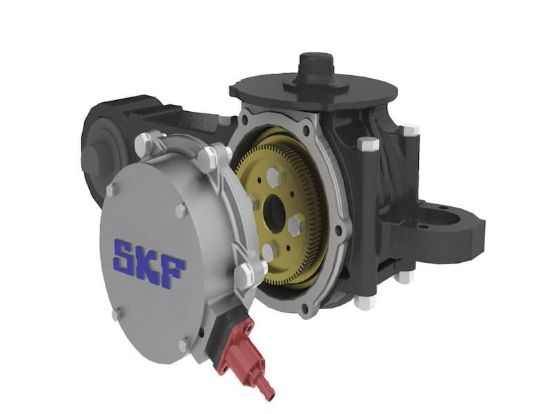 SKF Axletronic Sensors