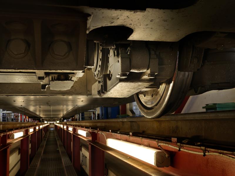 Drive system bearings