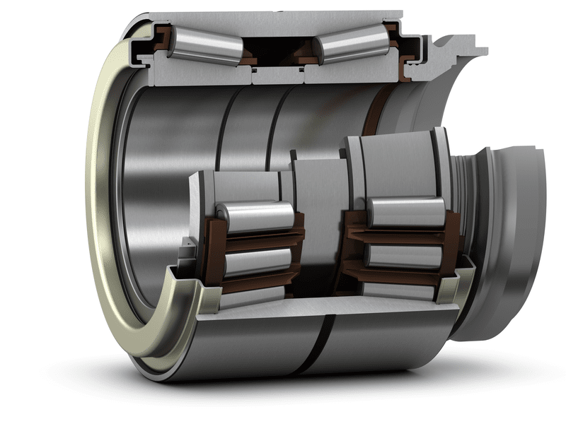 Tapered roller bearing units