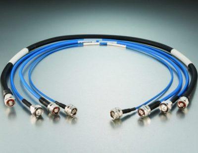 4.3/10 DIN Connectors for Low PIM Jumpers
