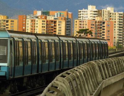Metro de Santiago Awards €46million Station Construction Contract