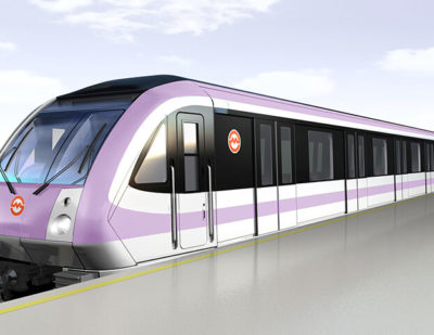 Alstom Awarded Shanghai Traction and Monitoring Contract