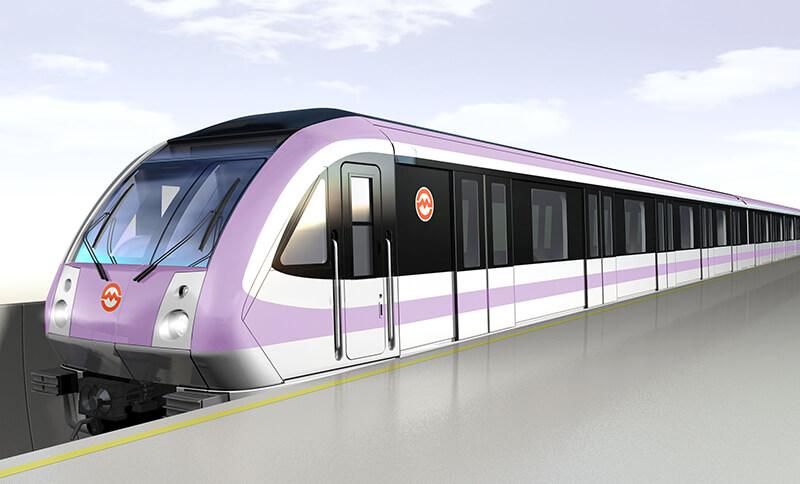 Shanghai Metro Car credit Alstom