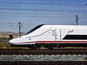 talgo avril train