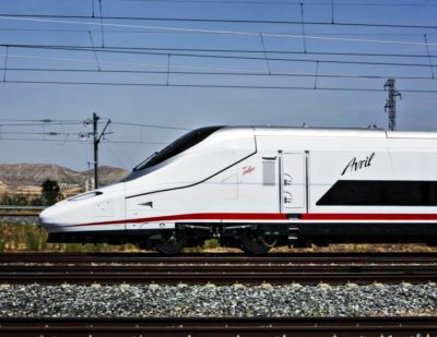 Renfe Selects Talgo for High-Speed Trains Contract