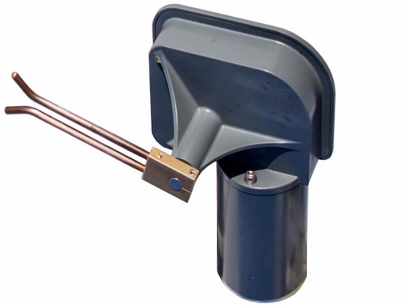 close up of Vacuum Interrupter