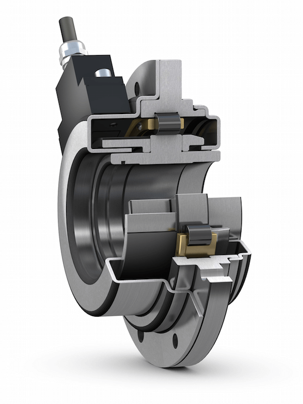 Traction Motor Bearing Unit