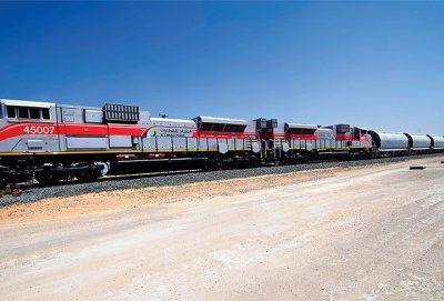 UAE Freight Train