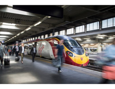 DfT: New West Coast Franchise Will Partner with HS2