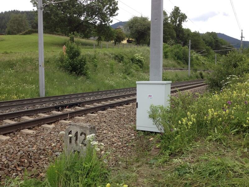 Wayside Lubrication System for Rail
