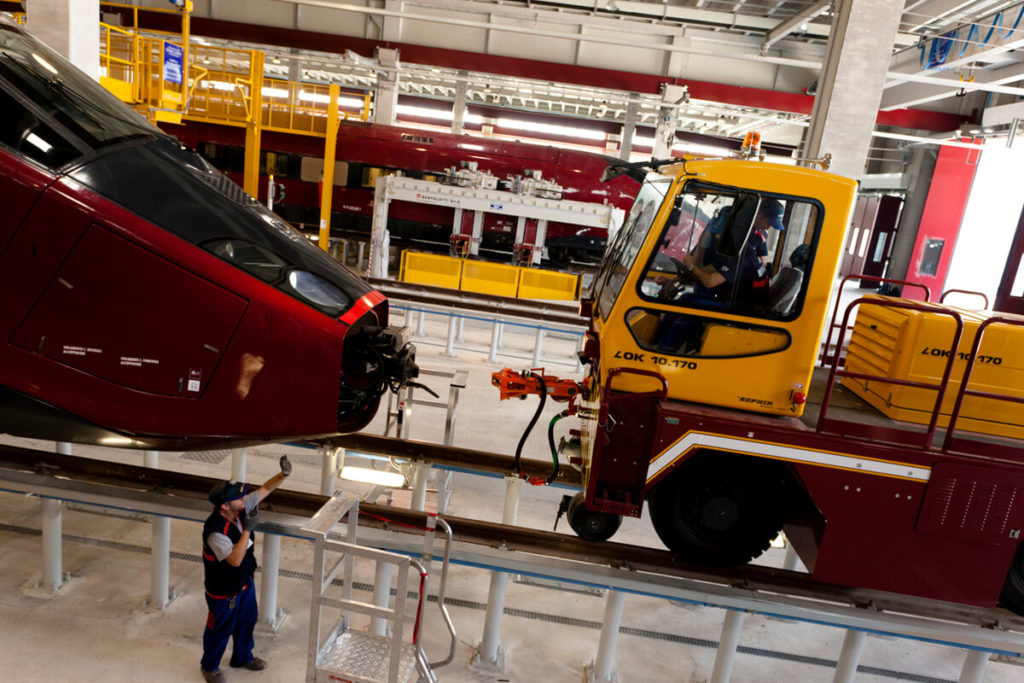 Alstom Maintenance