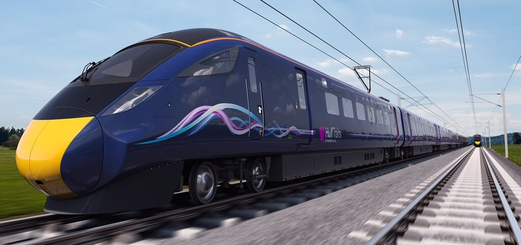Stock Interiors Com >> Railway News | Hull Trains Invest £60 million in High-Tech Hitachi Trains