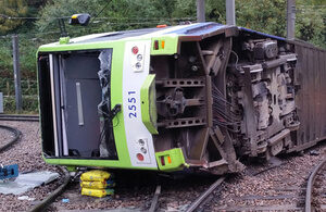 Investigation into Fatal Tram Derailment Underway