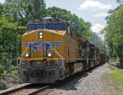 Progress Continues on Union Pacific's Positive Train Control Implementation