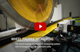 wheel-profile-measuring
