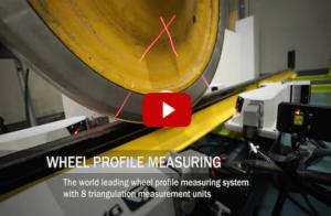 World-Leading Wheel Profile Measuring System from DANOBAT