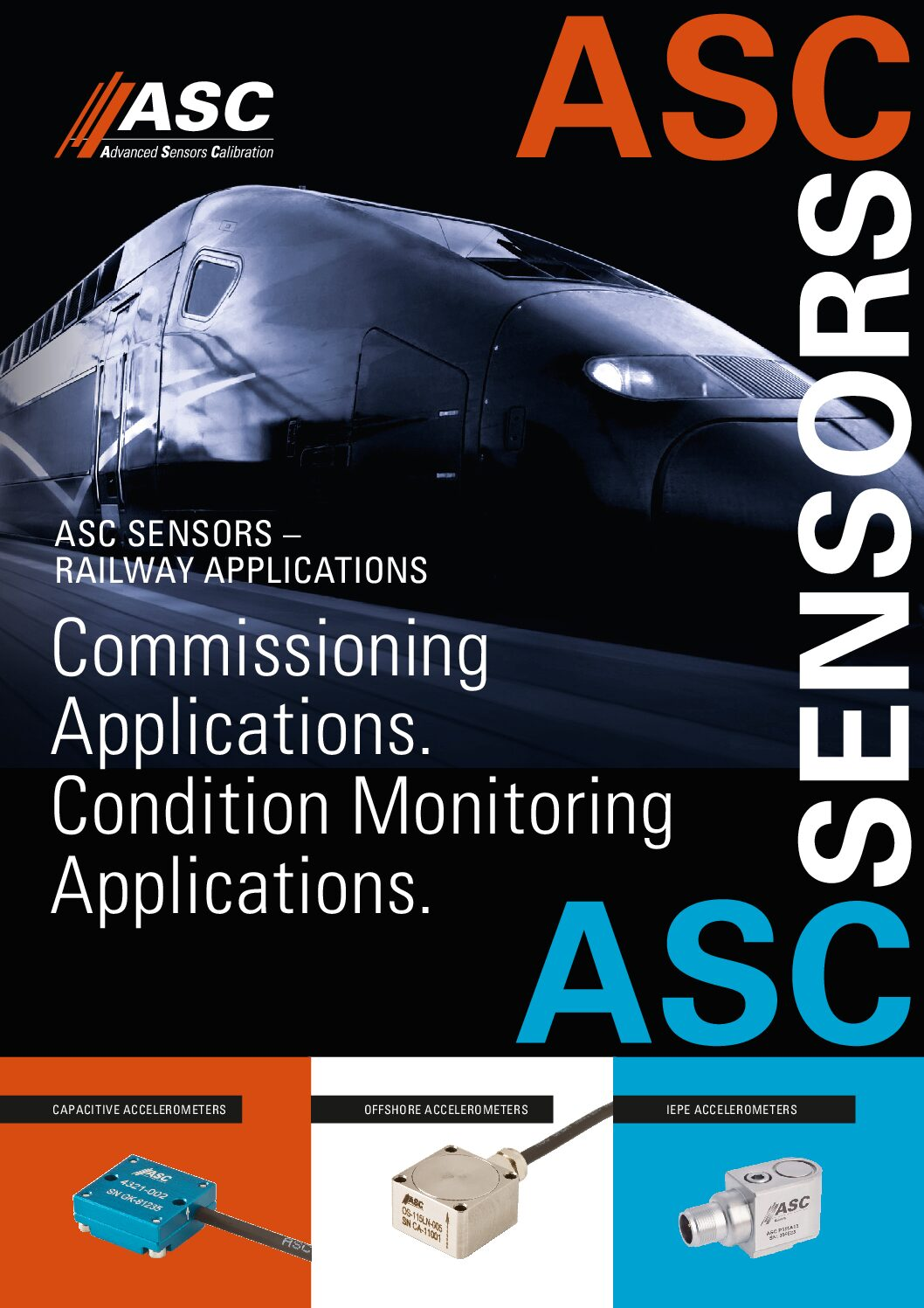 ASC Sensors for Railway Applications