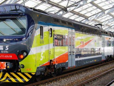 Hitachi Rail Italy TSR Train