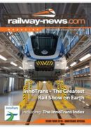 Railway News Magazine InnoTrans Special 2016