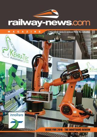 InnoTrans Review 2016