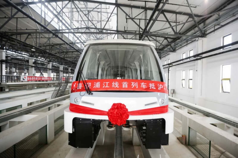 Railway News | Bombardier Delivers First INNOVIA Automated ...