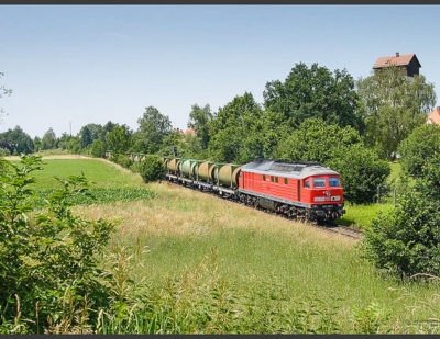 DB Record Most Successful Year Yet for Freight Rail Transport