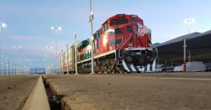 Alstom to Provide Maintenance to Freight Locomotives in Mexico