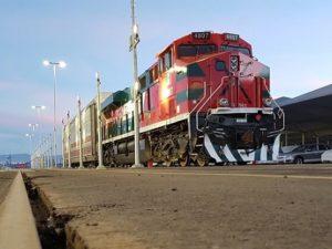 Freight Locomotive