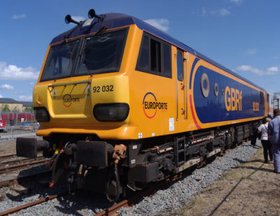 GB Railfreight Wins New Contract with B-Logistics
