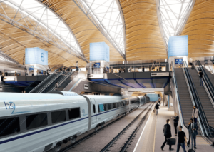 Search Underway for Company to Build HS2 Trains