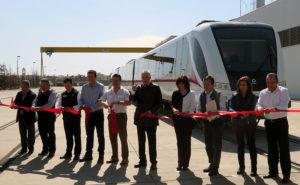 Mexico: First Guadalajara Metro Line 3 Train Unveiled