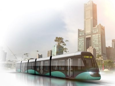 Kaohsiung Tramway Citadis Tram