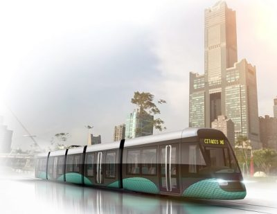 Alstom to Supply Citadis Trams for Kaohsiung Tramway Project