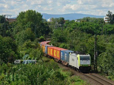 TRAXX MS locomotives