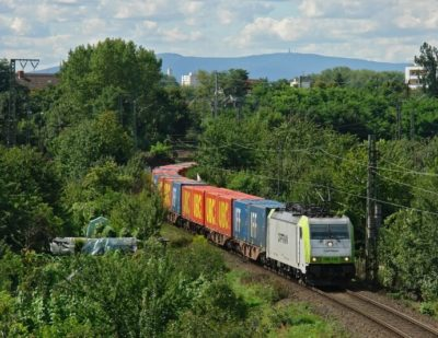 Bombardier to Provide TRAXX MS Locomotives to Captrain Deutschland Group