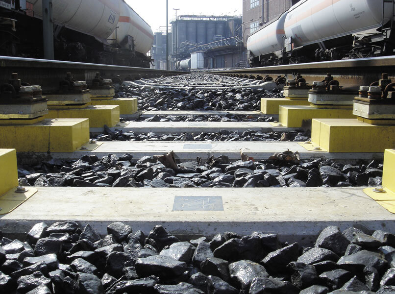 MULTIRAIL® LiquidWeight - Dynamic train scales for liquid wagons