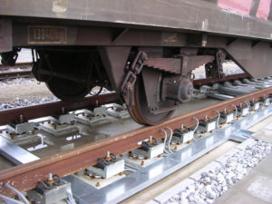 Schenck MULTIRAIL WheelGuideLoad