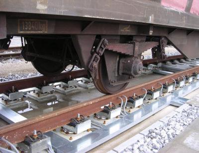 Schenck MULTIRAIL WheelGuideLoad