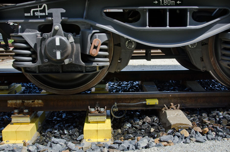 MULTIRAIL® WheelScan - Precise in-transit wheel diagnosis