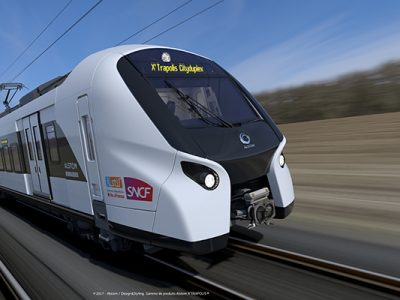 New Generation Train SNCF