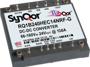 SynQor Railway DC-DC power converters