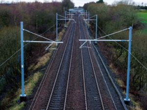 Railway Electrification Shotts Line