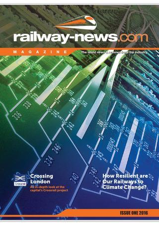Railway-News Magazine Issue 1 2016