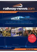 Railtex 15 exhibition